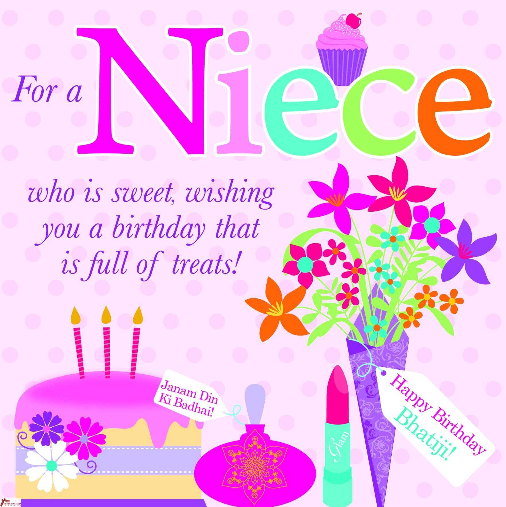 Happy Birthday Niece Images For Facebook ~ Funny happy st birthday quotes for a special niece