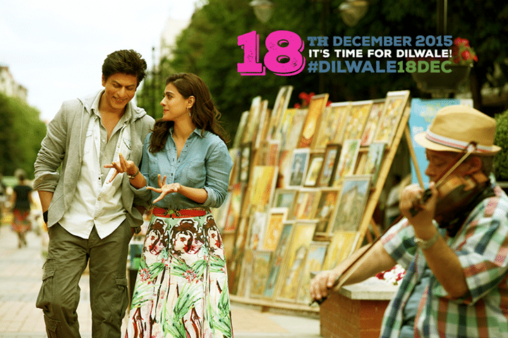 Shahrukh and Kajol's Dilwale Box Office Prediction