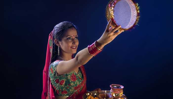 When is karva chauth celebrated in india