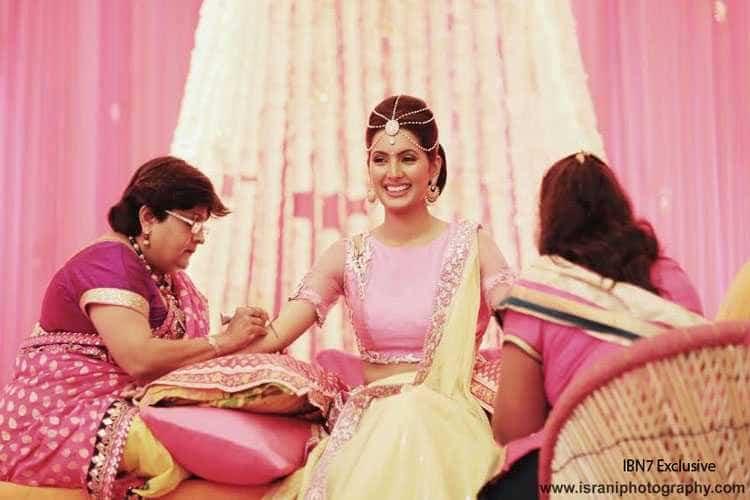 Harbhajan Singh, Geeta Basra