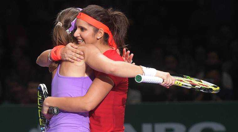 Sania Mirza-Martina Hingis seal WTA Year-End No.1 ranking (source AP)
