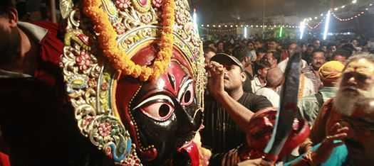 Kali Puja: Festival Honoring Hindu Moon Goddess Celebrated Nov. 10