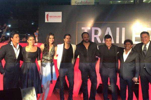 Dilwale Trailer Day: New Trailer Released for Upcoming Film Starring Shah Rukh Khan