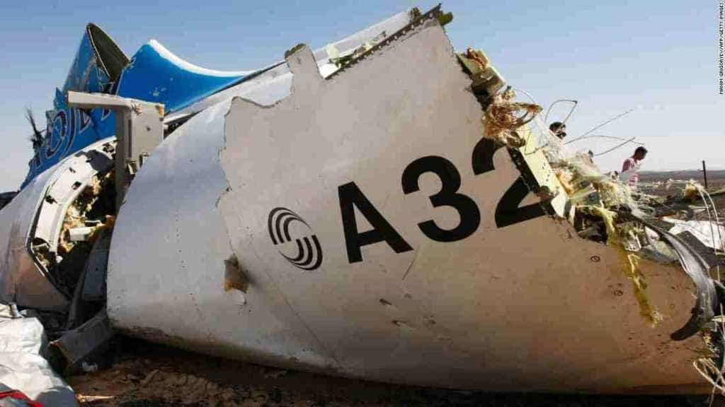 Metrojet Flight 9268: Bomb Caused Oct. 31 Plane Crash That Killed 224, Russian Officials Say