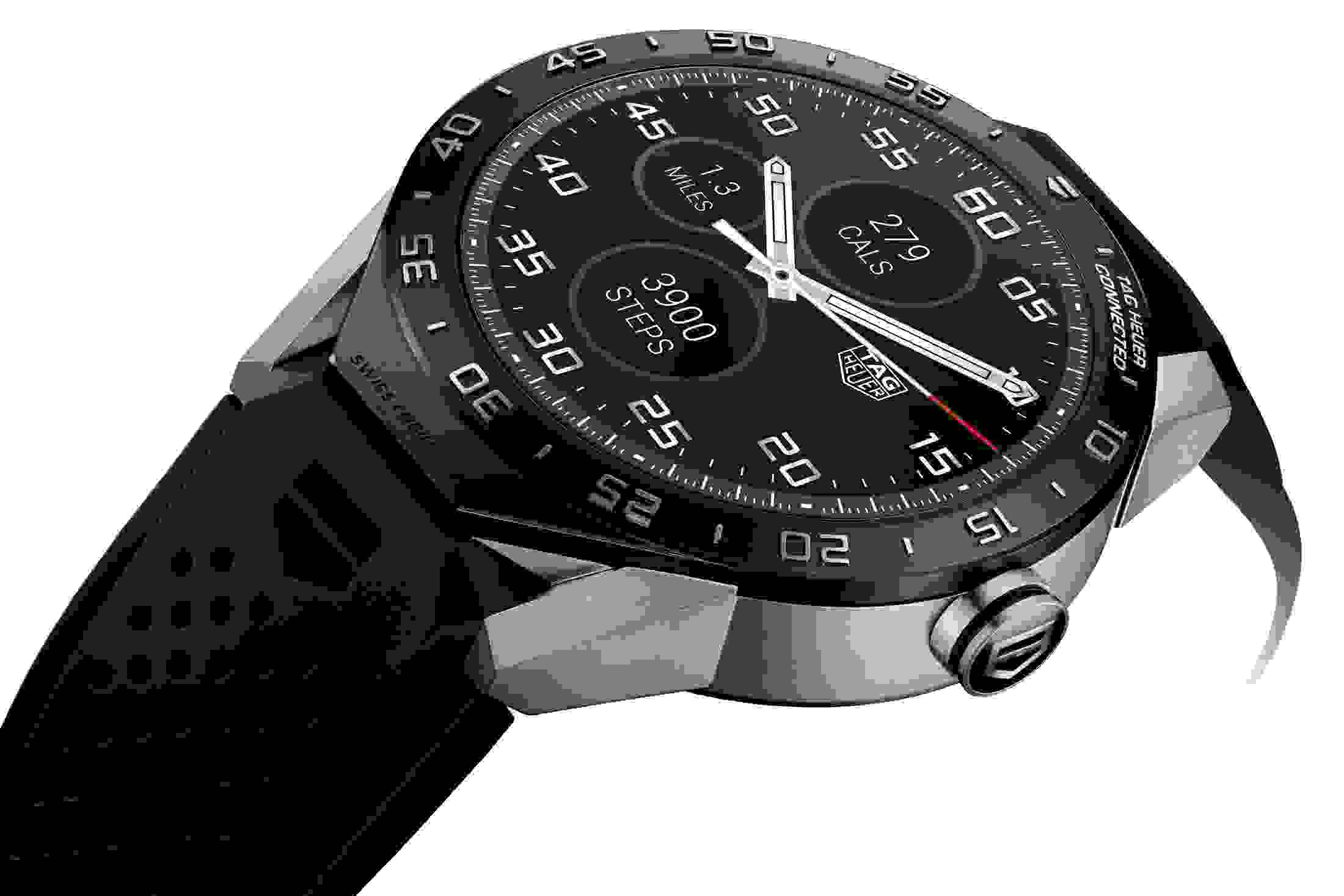 Android Wear: TAG Heuer Releases $1,500 'Connected' Smartwatch