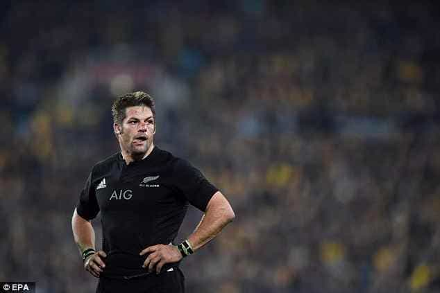 Richie McCaw: New Zealand All Blacks Captain Announces His Retirement From Rugby