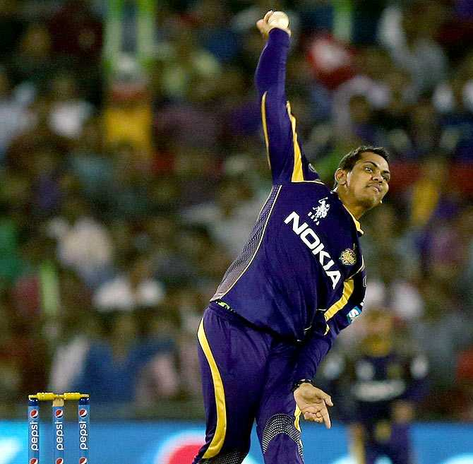 Sunil Narine: West Indies Spinner Banned From International Cricket for Illegal Action