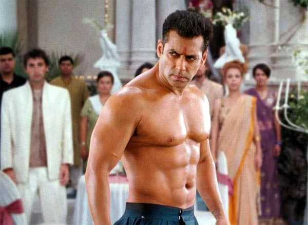 Salman Khan says he is 'very uncomfortable with clothes'