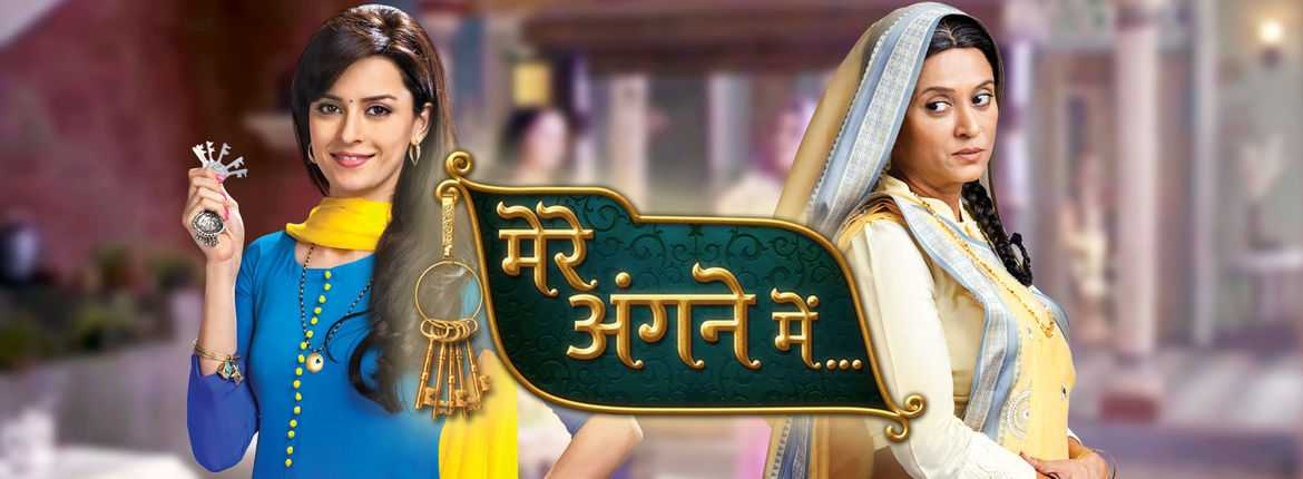 Mere Angne Mein 29th April 2016 Episode Written Update