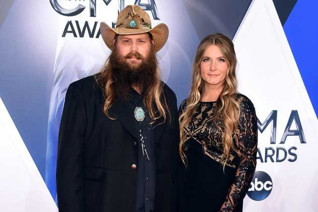 Chris Stapleton: Singer Wins 3 Country Music Association Awards Including Male Vocalist Honor