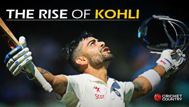 Happy Birthday Virat Kohli: Rising cricketer for Indian cricket