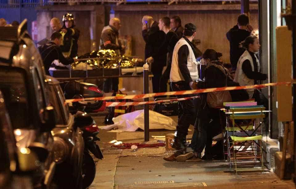 Paris: Over 120 People Killed in Attacks Across City; Attackers Thought to Be Dead, Officials Say