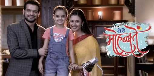 Full written episode of Yeh Hai Mohabbatein 29th Nov 2015
