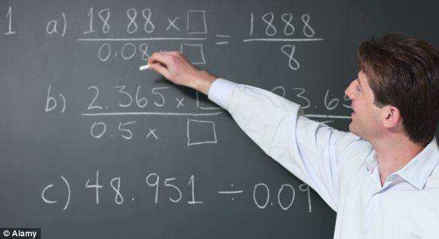 Developing maths teachers that are world beating 'to take a decade'