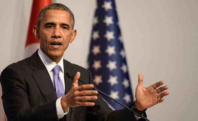 Barack Obama: US President Rules Out Ground Troops in Fight Against Islamic State Group
