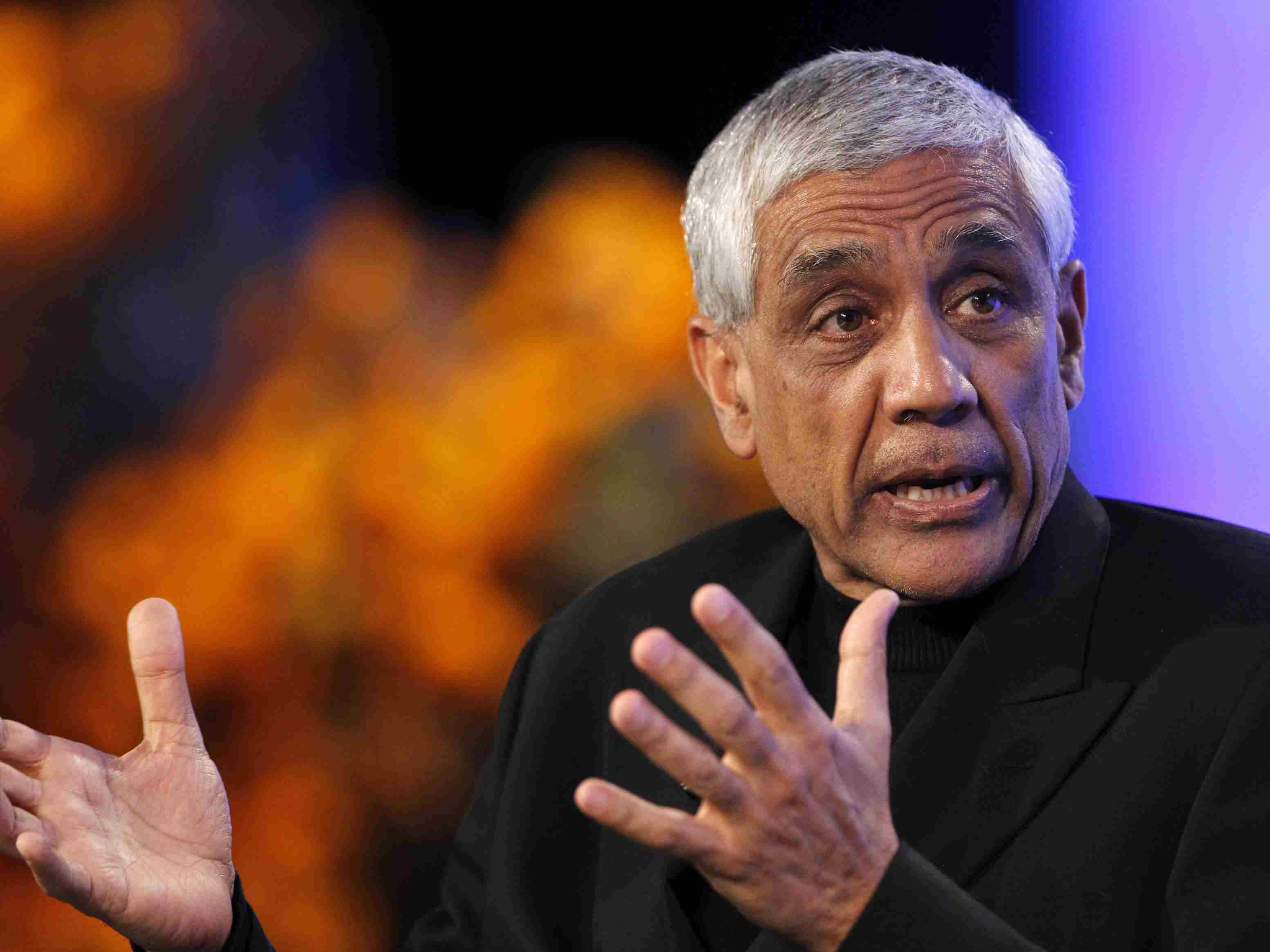 Vinod Khosla: Billionaire Investor Says IBM, Dell Have Not Had 'One New Idea' in Past 30 Years