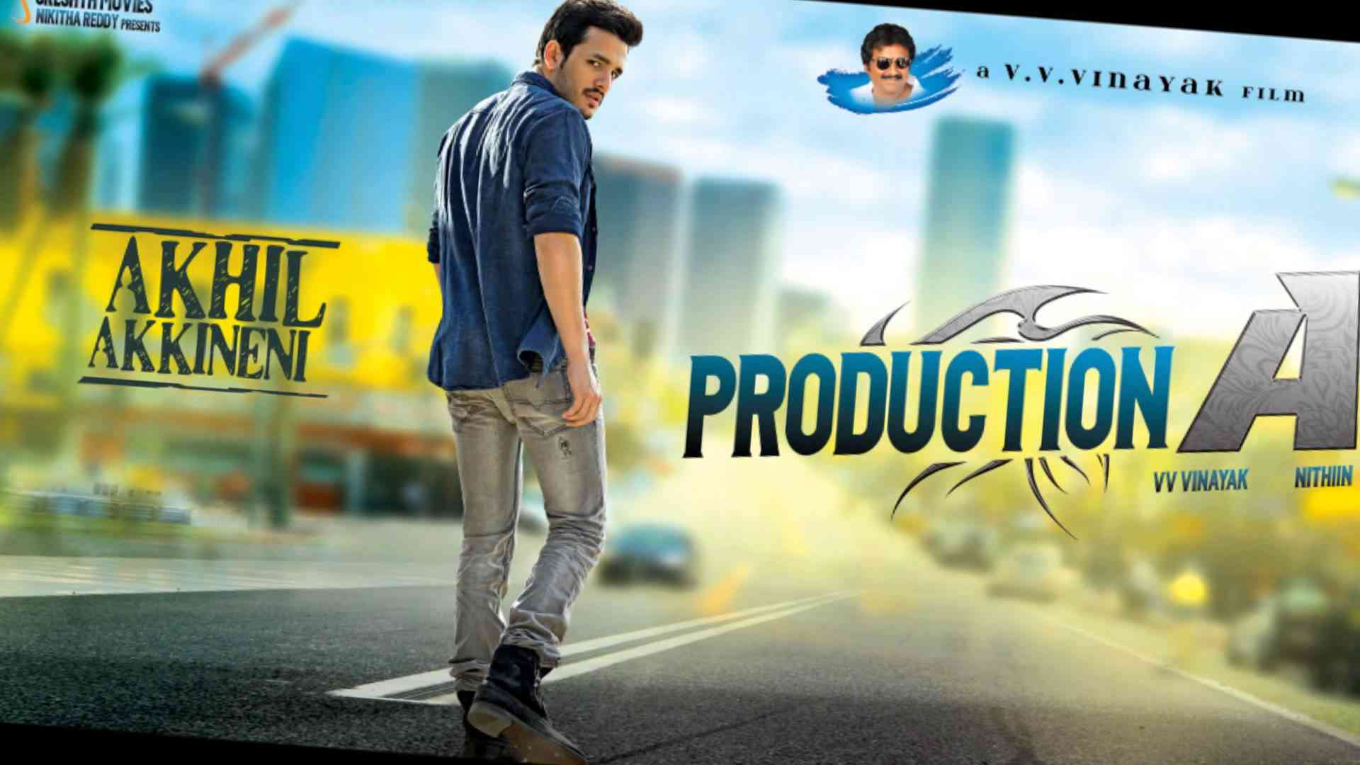 Akhil targets to make Rs 50 Cr in debut film to become a Superstar!