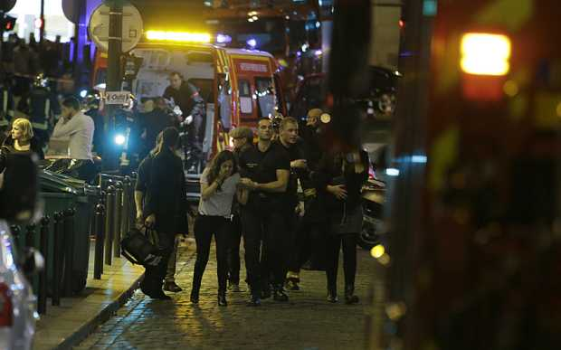 Paris: 3 Teams of Attacks Carried Out Acts in City That Left at Least 129 Dead, Officials Say