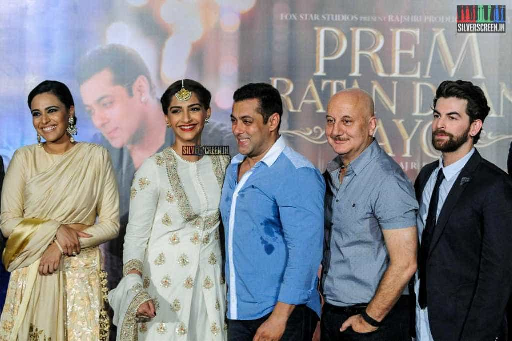 Prem ratan dhan payo music launch