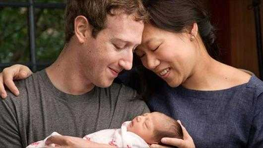 Mark Zuckerberg: Facebook CEO and Wife Priscilla Chan Announce Birth of Daughter and New Initiative