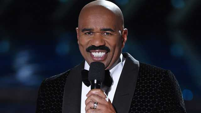 Steve Harvey: Comedian Signs Multi Year Deal to Host Miss Universe, Report Says