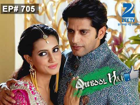 Written Episode of Qubool Hai 7th January 2016