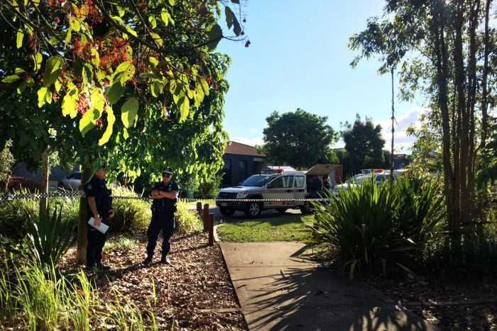 Brisbane: Man Charged in Fatal Stabbing of 2-Month-Old Granddaughter