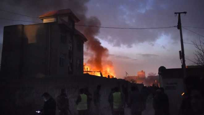 Kabul, Afghanistan: Car Bomb Kills 2, Injures 15 at French Restaurant in City, Reports Say