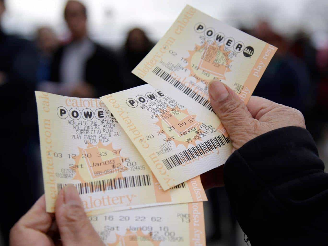 Powerball lottery jackpot soars to $1.3 billion in world record