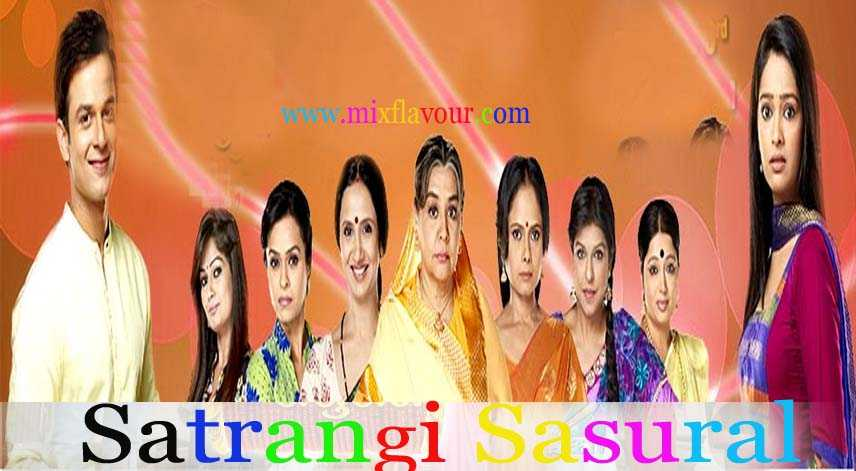 Satrangi Sasural Written Episode 30th January 2016