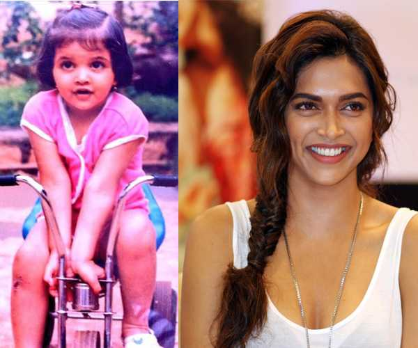 Deepika Padukone, Now and then!