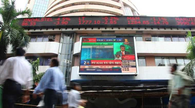 Sensex drops to over three-week low after China marketplace rout