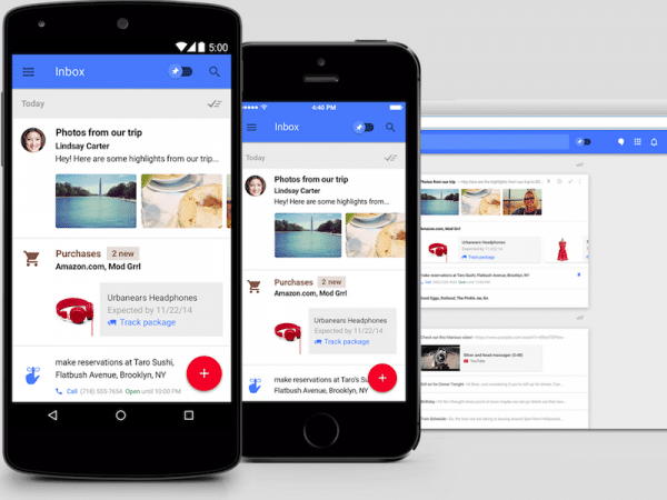 Google Updates Gmail Inbox with Smart Search Features