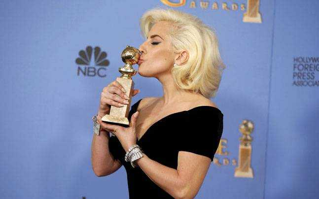 Lady Gaga: Singer and Actress Wins Golden Globe Award for Role in 'American Horror Story: Hotel'