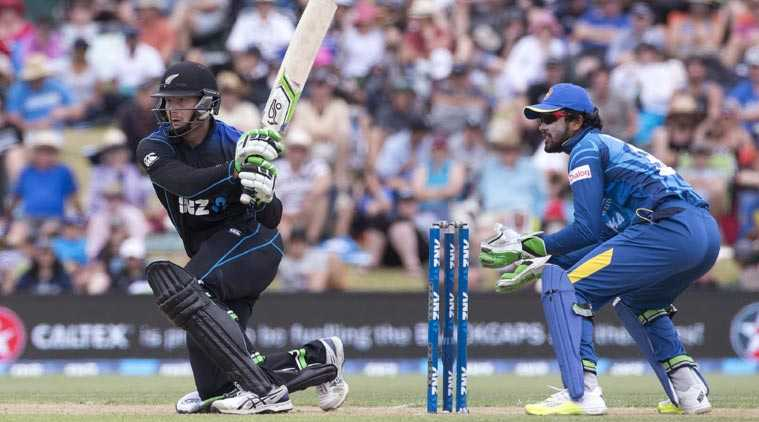 Martin Guptill, bowlers New Zealand gives three run victory over Srilanka in first T20I