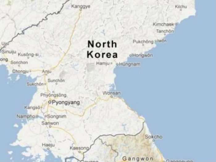 5.1 Magnitude Quake Discovered Close To North Korea Nuclear Test Site