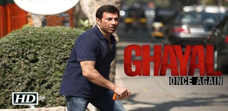 Ghayal Once Again 25th Day Box Office Collection