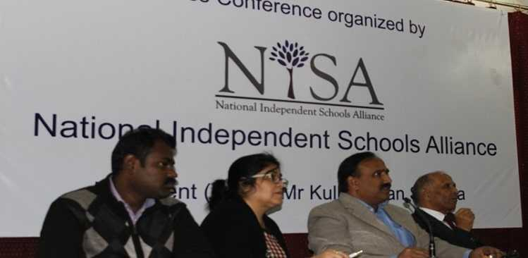 State govt's not focussed on providing quality education: NISA