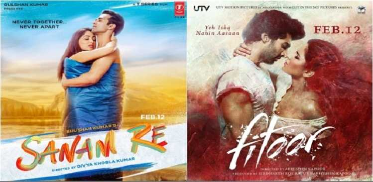 Sanam Re safe at Box office while Fitoor's a disaster!