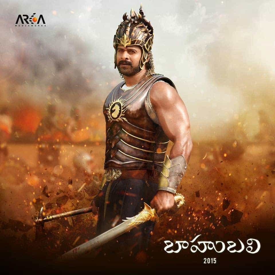 'Bahubali' goes beyond the big screen: The epic to be established as graphic novel collection of SS Rajamouli