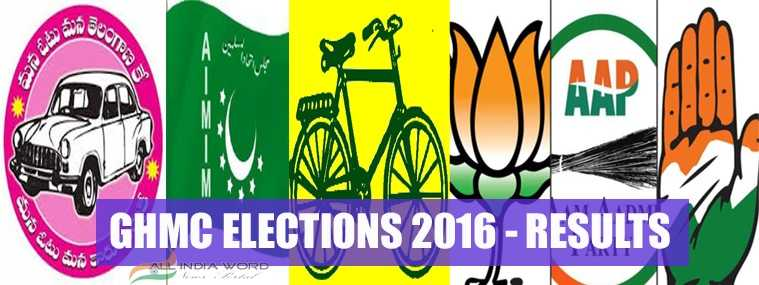GHMC Elections 2016 live updates