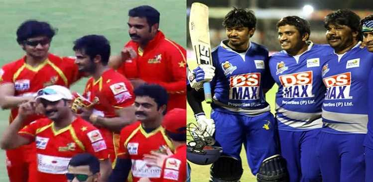 Telugu Warriors vs Karnataka Bulldozers, Live Cricket Rating, CCL 20-16, Match 15, Last at Hyderabad: TK 171/1 in 14 overs