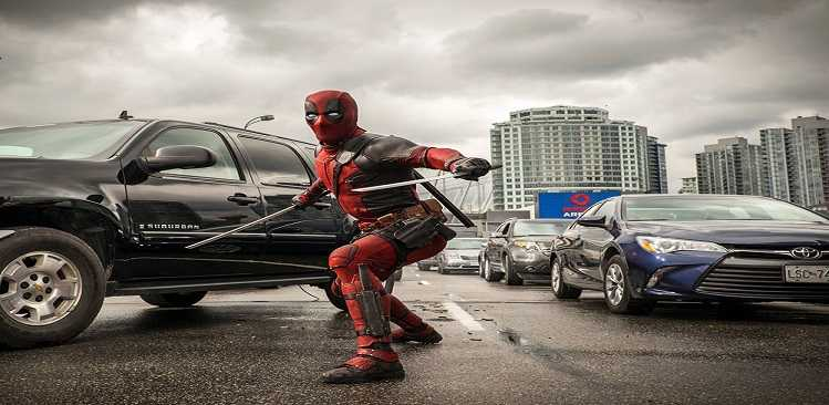 Ryan Reynolds starrer 'Deadpool' strikes the perfect note at Indian box office