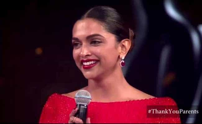 This Letter From the Father Made Everyone of Deepika Emotional at the Filmfares