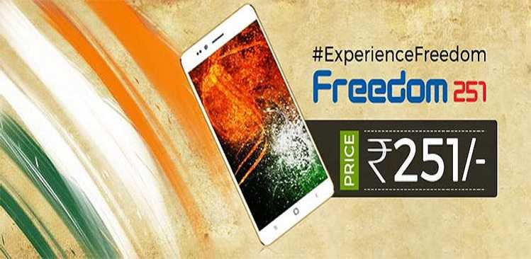 Freedom 251: Reason why the phone at Rs 251 is not ringing for everyone?