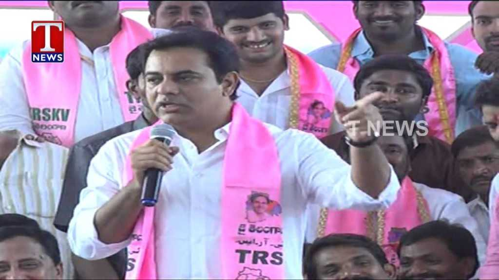 TRS turning out to be unbeatable in GHMC elections 2016