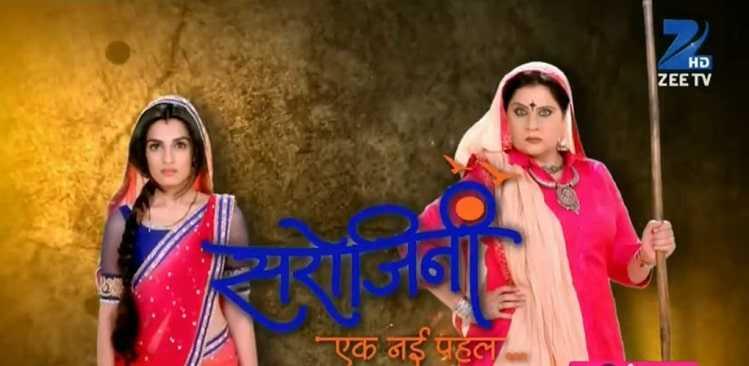 Sarojini Written Episode - 19th February 2016