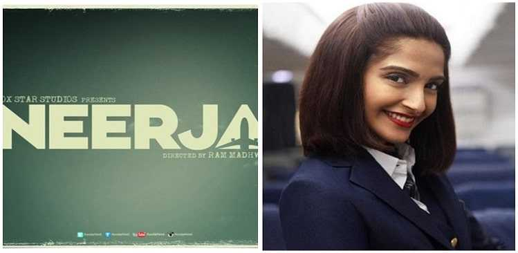 """Neerja"" Movie Review, Rating, Hit or Flop & Box Office Collection"