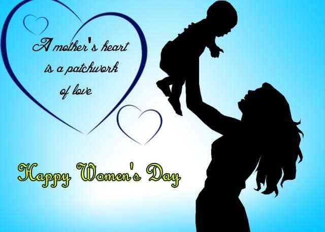 Happy Women's day Wishes for Mom and Wife
