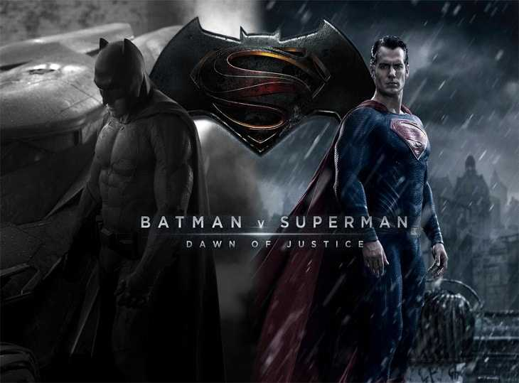 "Hollywood Box Office Collection Report ""Batman v Superman Dawn of Justice"""